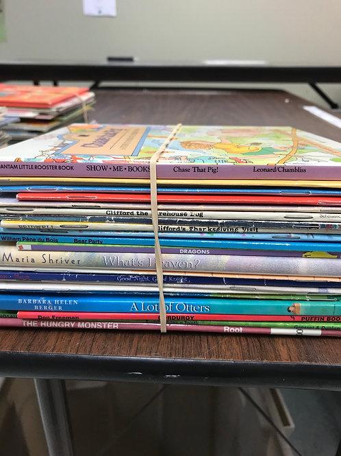 Mixed children's stories