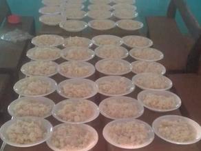 Comedores Escolares para 200 niñ@s