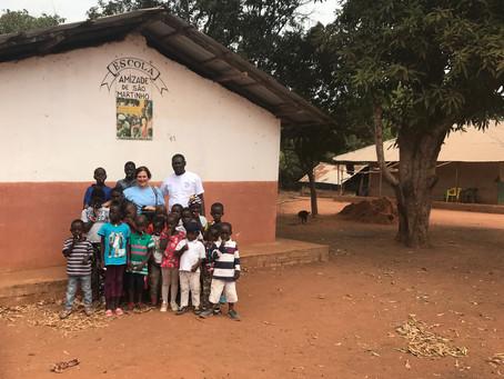 Proyecto conseguido: Escuela de Sao Martinho