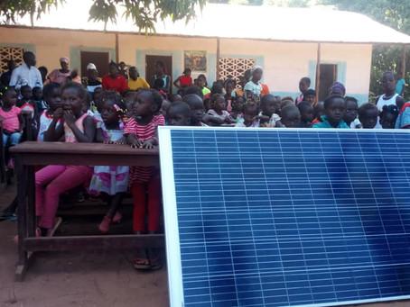 Escuelas con Luz: Nuevo Proyecto iniciado y sus logros