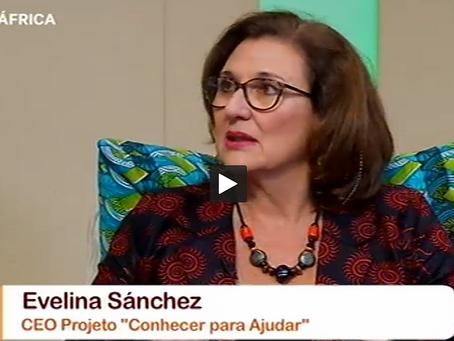 Entrevista en Bemvindos, RTP África