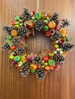 Finished Wreath