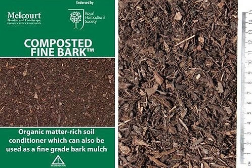 Melcourt Composted Fine Bark