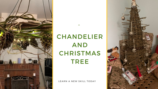 Chandelier and Christmas Tree Workshop