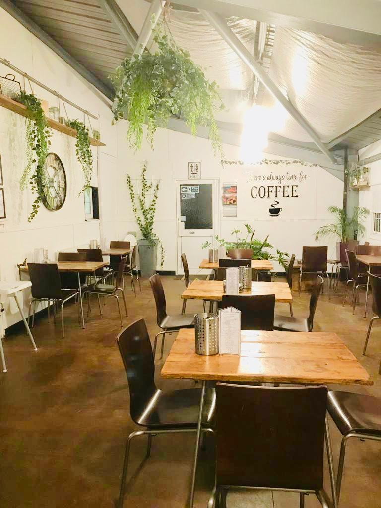 Blossoms Coffee Shop