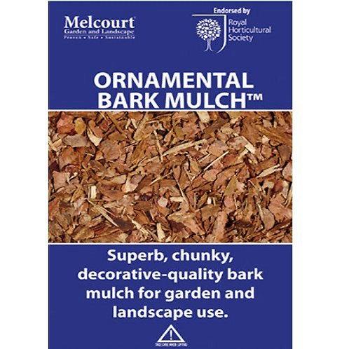Melcourt Ornamental Bark Mulch 60ltr