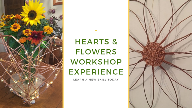 Hearts and Flowers Workshop