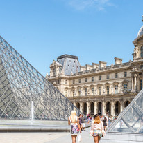 Louvre - Paris, France