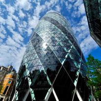 Swiss RE tower - London, UK