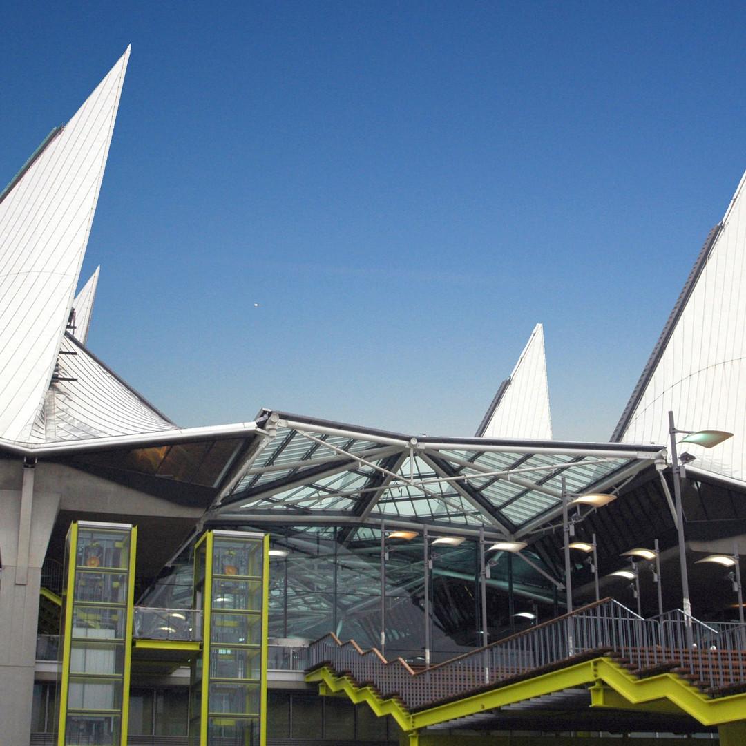 Law Court - Antwerp, Belgium