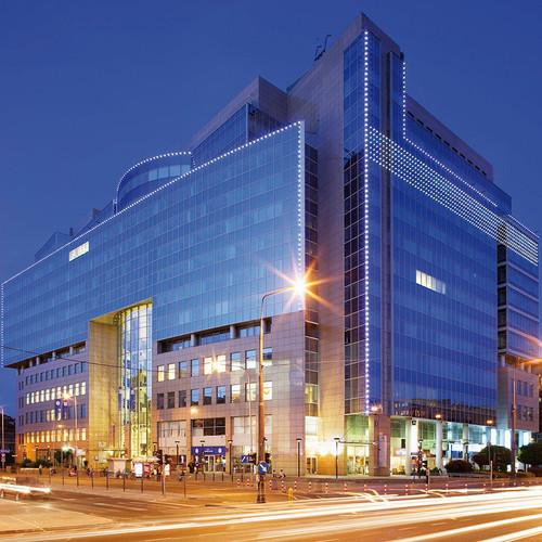 pulawska financial center - Poland