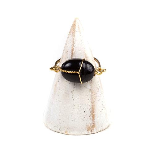 La scarabée Onyx