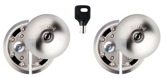 Set of 2 UFO lock and Key