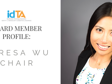 Board Member Profile:  Teresa Wu, Chair