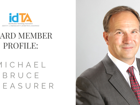 Board Member Profile: Michael Bruce, Treasurer