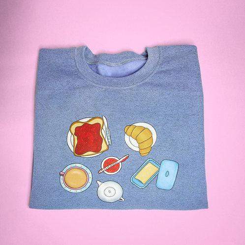 Breakfast Time Sweater