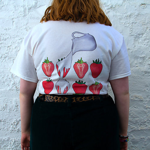 Strawberries 'n' Cream