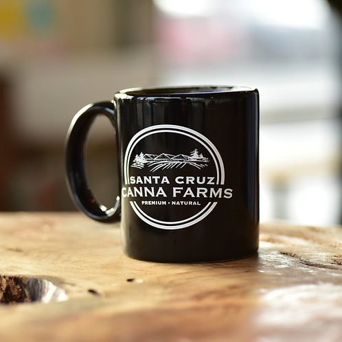Santa Cruz Canna Farms Coffee Mug