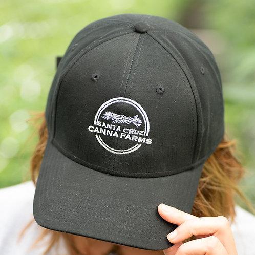 Santa Cruz Canna Farms Baseball Hat