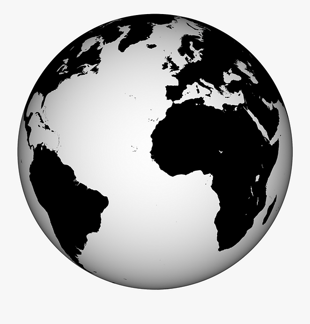 91-917958_clip-art-black-and-white-earth
