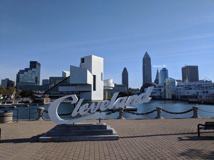 Day 32: Cleveland
