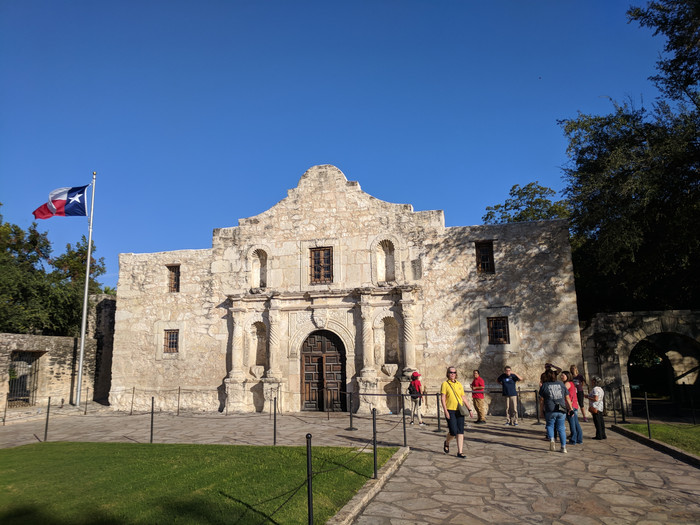 Day 61: Austin and San Antonio