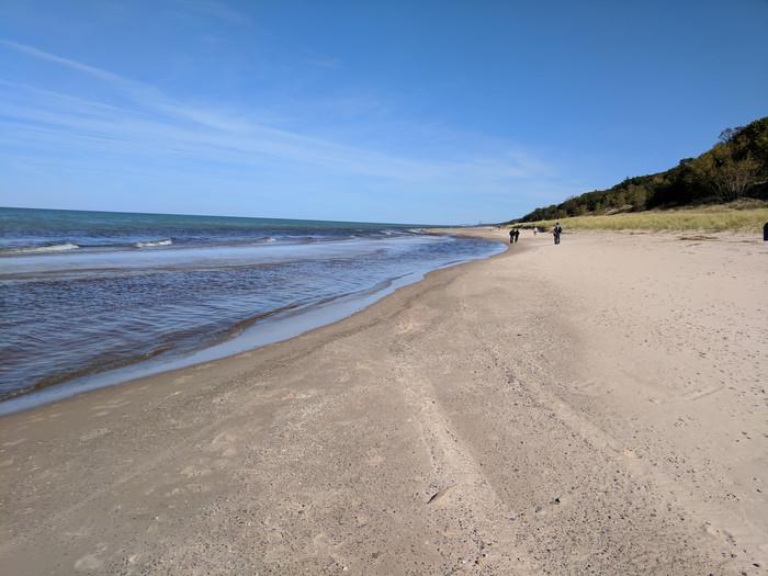 Day 30: Indiana Dunes