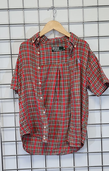 Polo Ralph Lauren Check Short-Sleeve Shirt