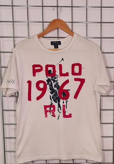 Polo Ralph Lauren White Top