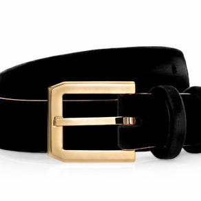 Different ways to wear a belt (boys)