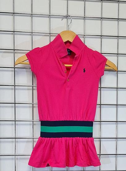 Ralph Lauren Pink Dress
