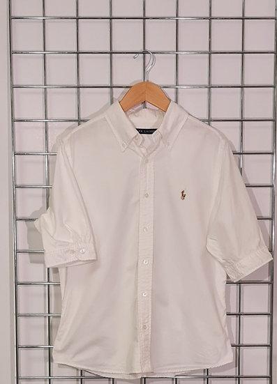 Ralph Lauren Short-sleeve White Shirt