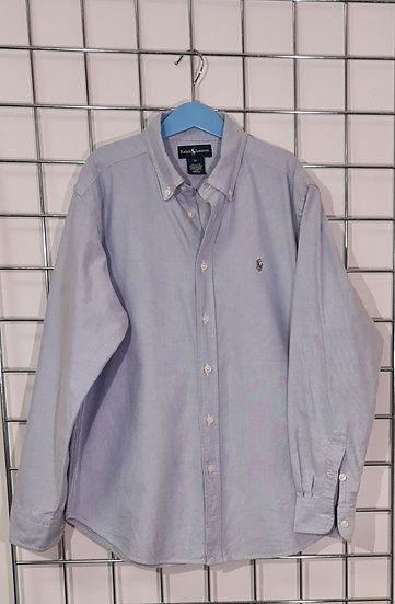 Ralph Lauren Classic Blue Shirt