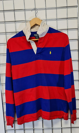 Polo Ralph Lauren Navy and Red Polo Shirt