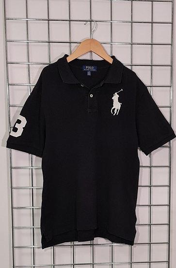 Polo Ralph Lauren Black Polo Shirt