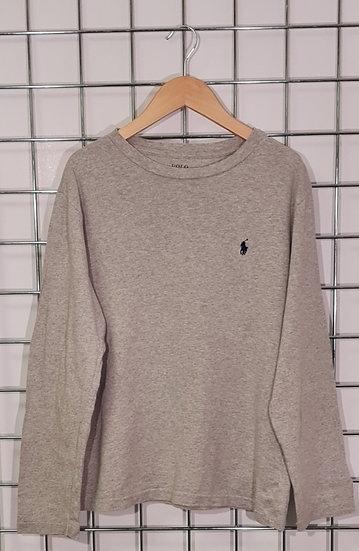 Polo Ralph Lauren Grey Long Sleeve Top