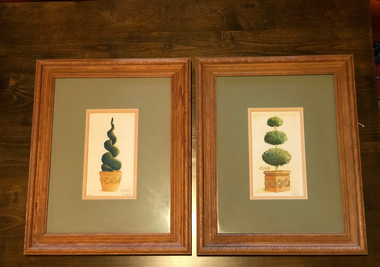Trees prints