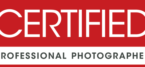 David Bever earns Certification as a Professional Photographer
