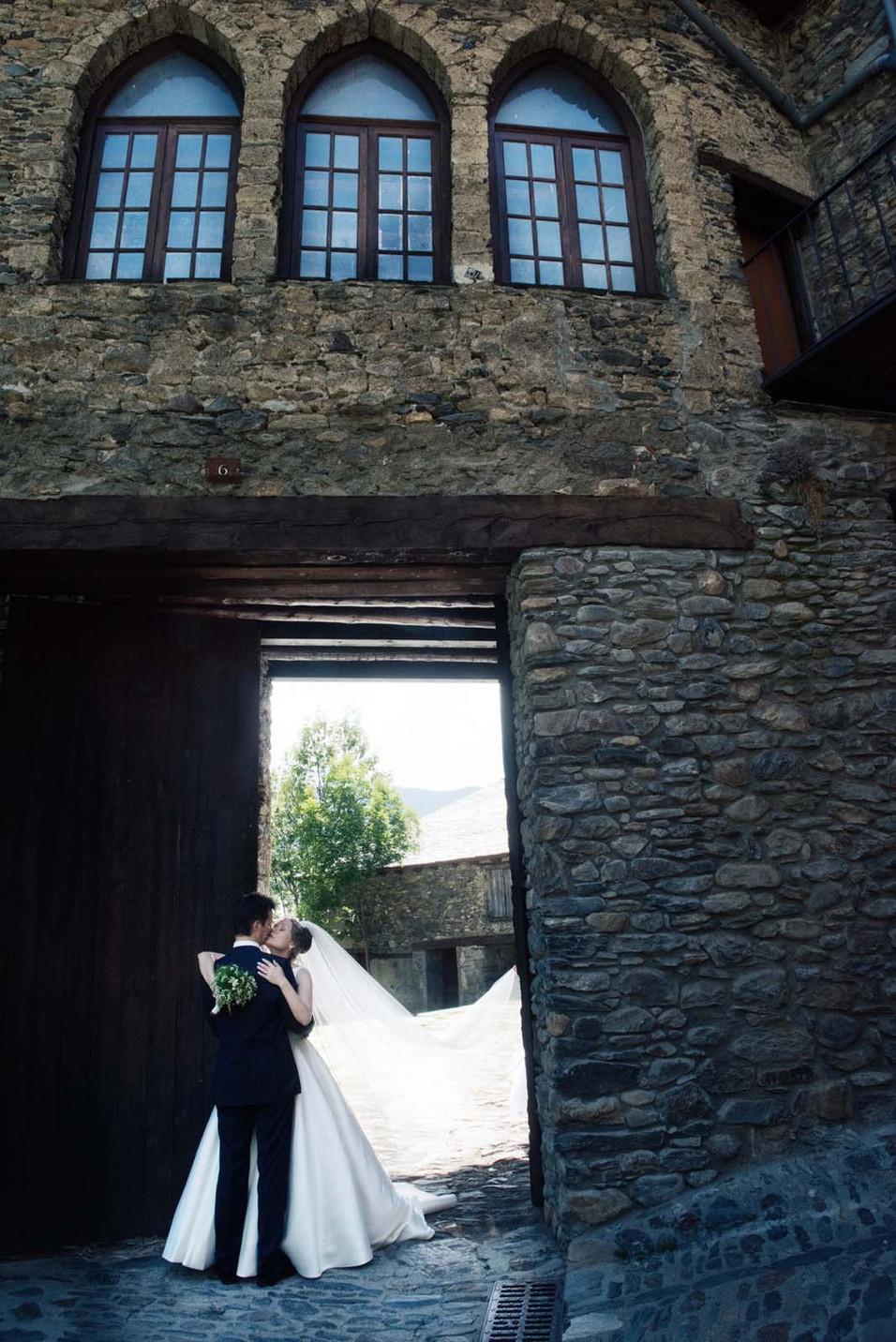 Estudi de fotografia Andorra Bodes Bodas