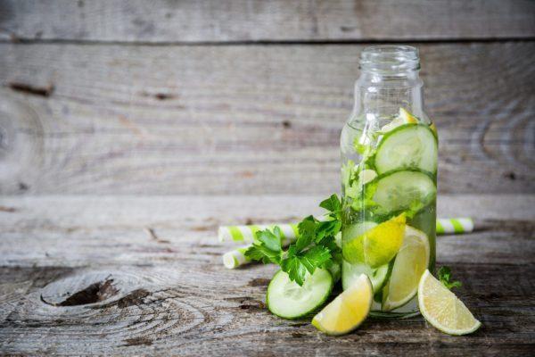 Cucumber Detox Water | Skintelligence