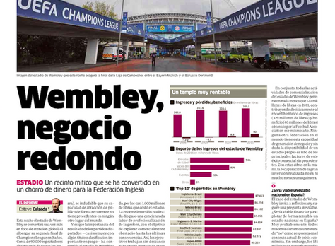 A Spanish Wembley... impossible dream?