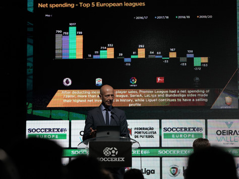 """LaLiga and SerieA hit all-time record on player transfers spend and reduce the gap with Premie"