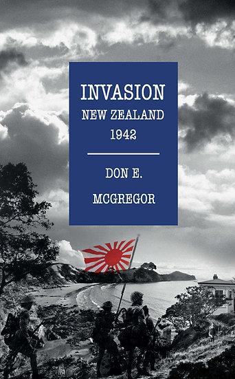 Invasion New Zealand 1942