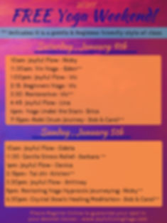 Copy of Copy of New Years 2019 Free Yoga