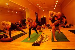 The Joyful Living Yoga Center