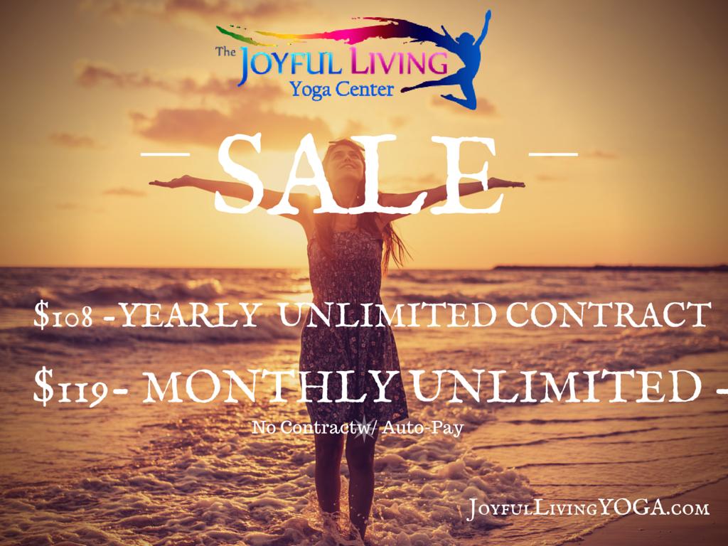 Yoga Sale in Point Pleasant Beach NJ
