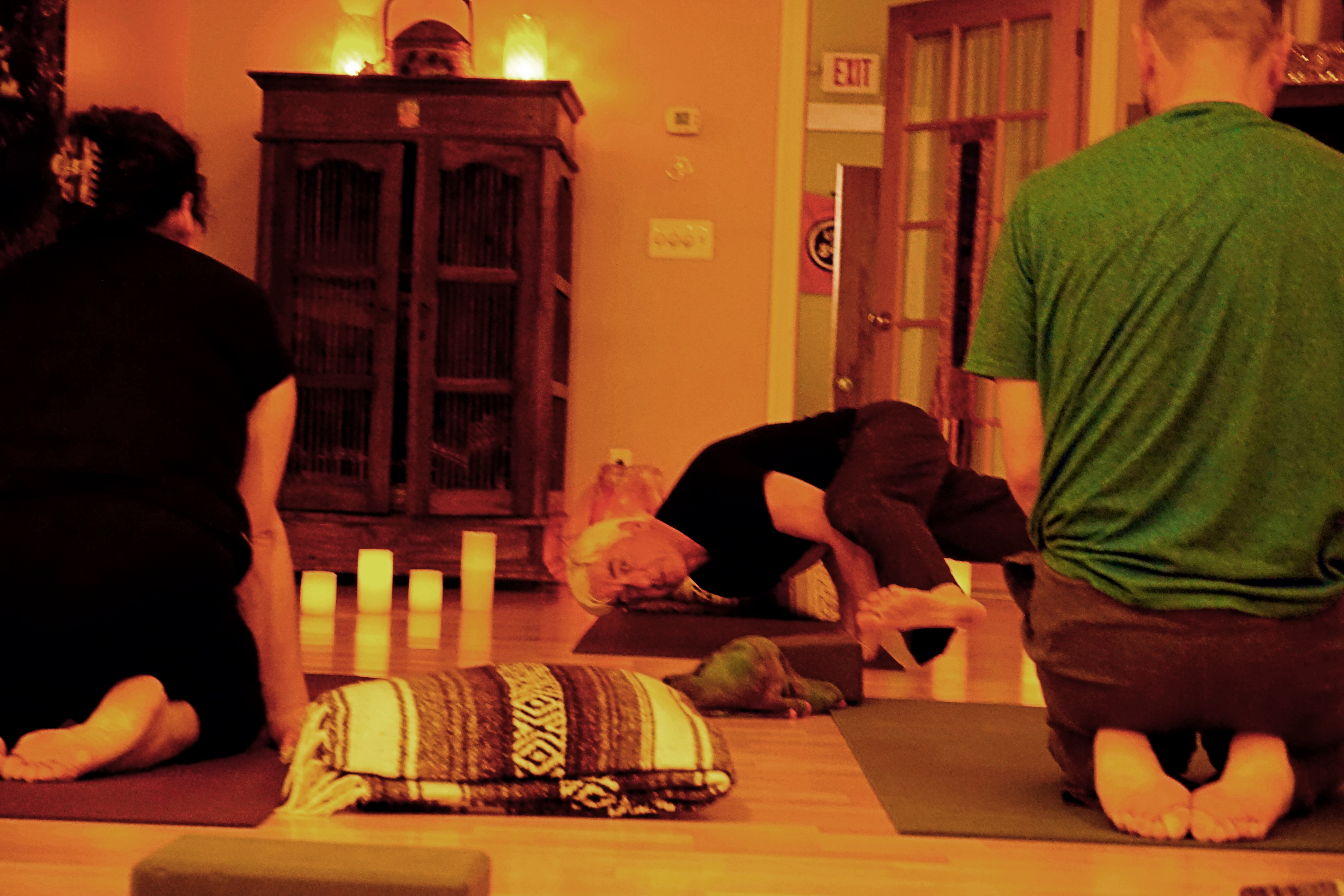The Joyful Living Yoga Center