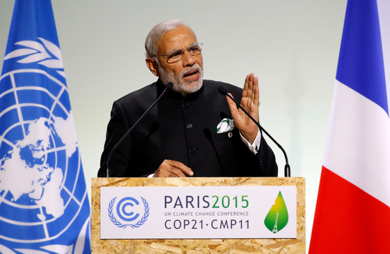 India's Solar Rush!                                          Can Modi find a solution to the climate