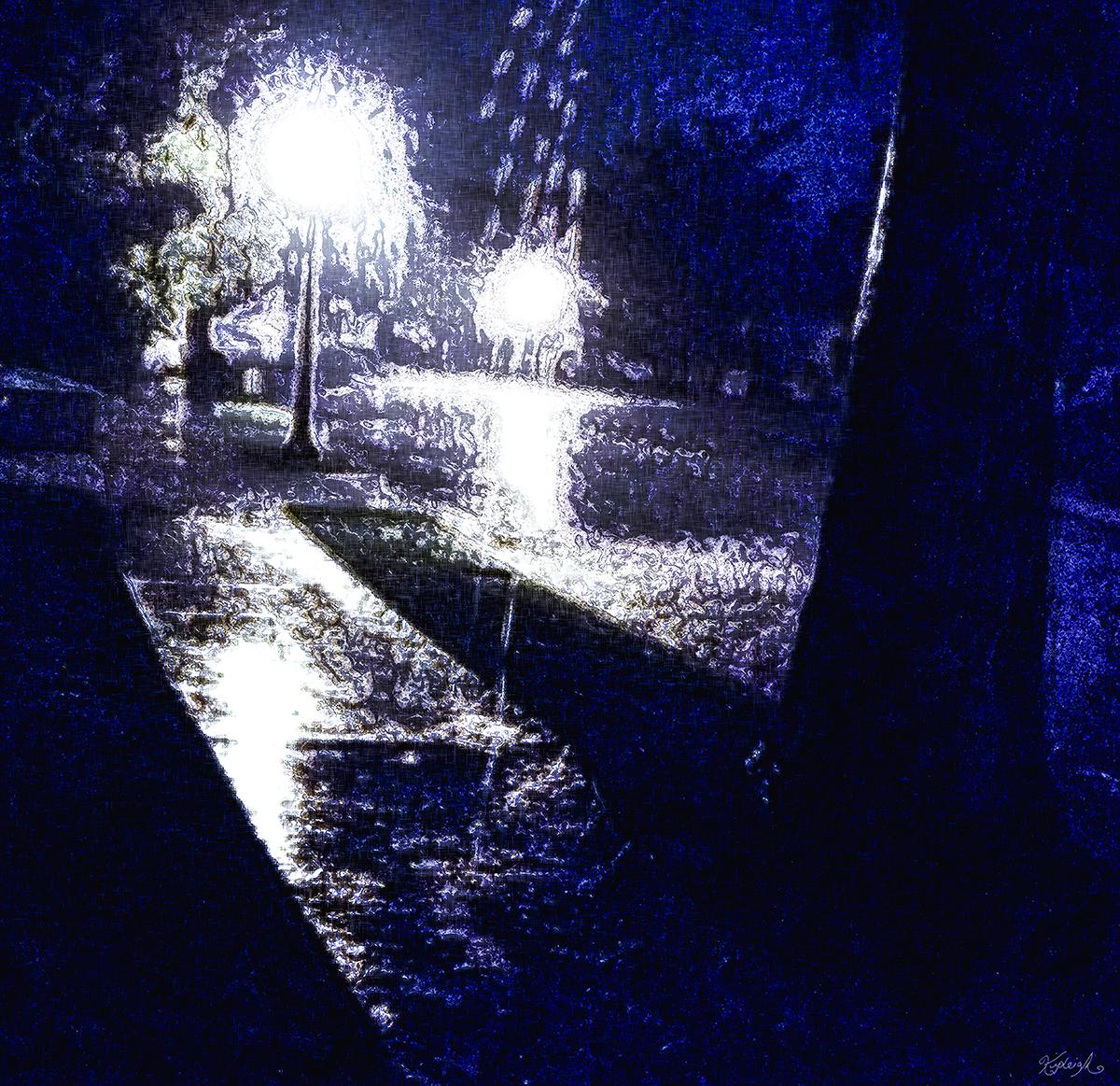 """""""Night Rain"""""""