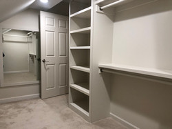 Master Bathroom's Closet